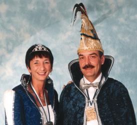 PP 2001-02 Erich I.+Rosi I.