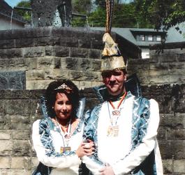 PP 2007-08 Achim I.+Gisela II.